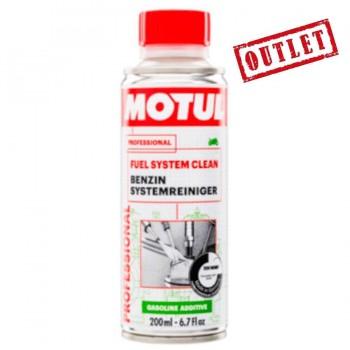 LIMPIADOR MOTUL FUEL SYSTEM CLEAN MOTO   0,2 LT