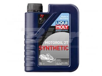 ACEITE LIQUI-MOLY BOTE 1L SNOWMOBILE SYNT 2T