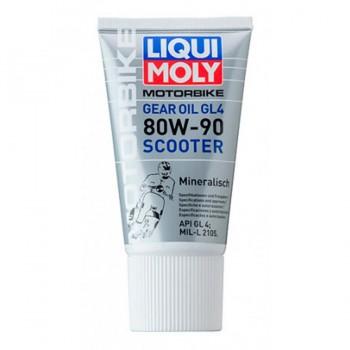 ACEITE LIQUI-MOLY BOTE 150ML GEAR OIL 80W-90 GL4