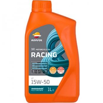 ACEITE REPSOL MOTO RACING 4T 15W50 1 L.