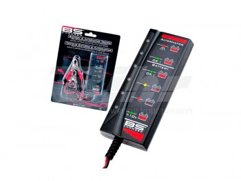 TESTER BATERIA BS CHARGER BT-02   14206