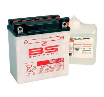 BATERIA BS BB9L-B 321035