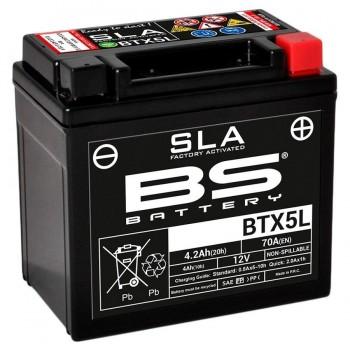 BATERIA BS YTX5L SLA