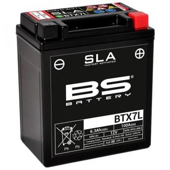 BATERIA BS TX7L SLA
