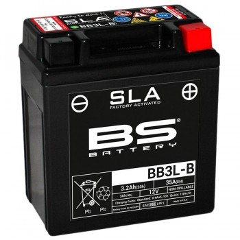 BATERIA BS YB3LB SLA