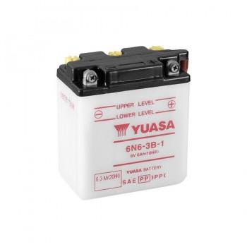 BATERIA YUASA 6N6-3B-1