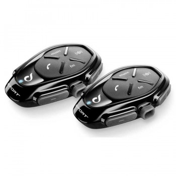 INTERCOMUNICADOR BLUETOOTH INTERPHONE CELLULARLINE SPORT PACK 2