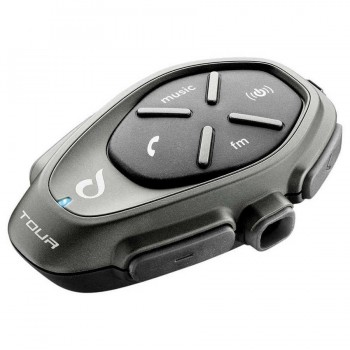 INTERCOMUNICADOR BLUETOOTH INTERPHONE CELLULARLINE TOUR