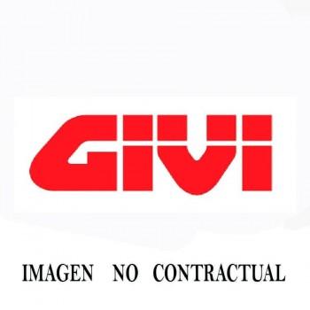 RECAMBIO GIVI CORREAS TFS  CON CLIPS MACHO   ZT460B