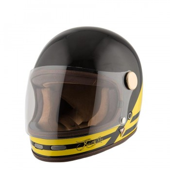 CASCO BY CITY ROADSTER BLACK/YELLOW