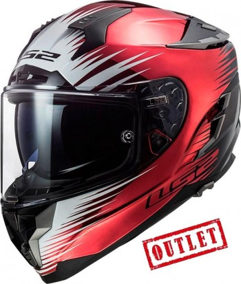 CASCO LS2 327 CHALLENGER WINEBERRY    CHAWIN