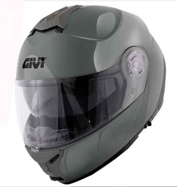 CASCO GIVI MODULAR X.20 EXPEDITION MONOCOLOR COL. GRIS