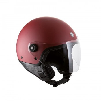 CASCO ABIERTO TUCANO EL JETTIN 61 BIKING RED MATE