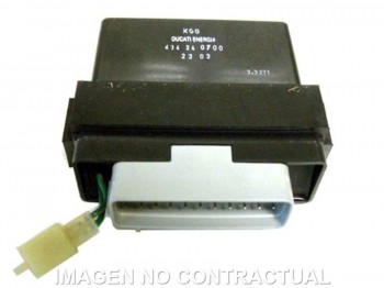 CENTRALITA ELECTRONICA DUCATI TCI DIGITAL - 12V - CC  04177407