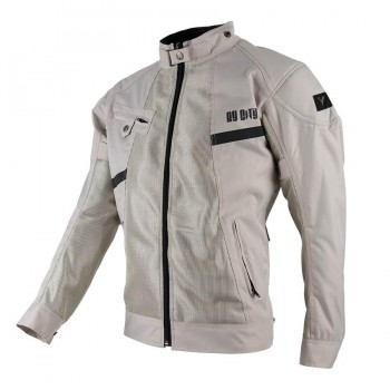 CHAQUETA BY CITY SUMMER ROUTER MAN GRAY