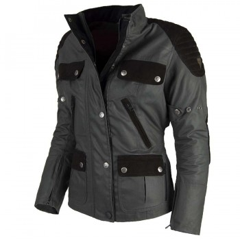 CHAQUETA BY CITY LONDON II LADY LIMITED EDITION GREEN