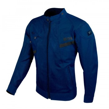 CHAQUETA BY CITY SUMMER ROUTE MAN BLUE
