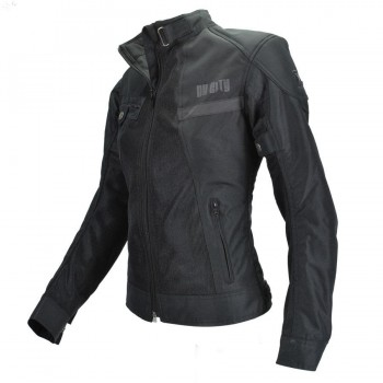CHAQUETA BY CITY SUMMER ROUTER LADY BLACK