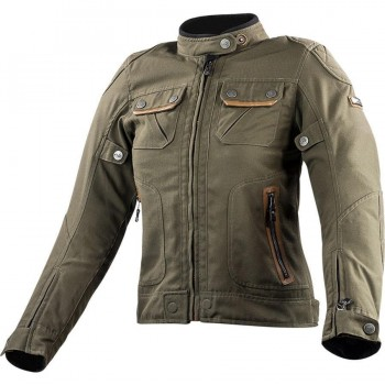 CHAQUETA LS2 SPORT TOURING BULLET LADY BROWN (MARRON)