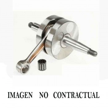 CIGUEÑAL TOP RACING RIEJU 5V 036003 ( OJO NO ES MOTOR AM 6V )