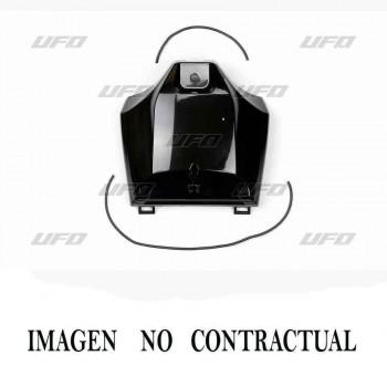 TAPA CUBRE DEPOSITO UFO AMARILLO NEON YAMAHA YZ450F   4430018123