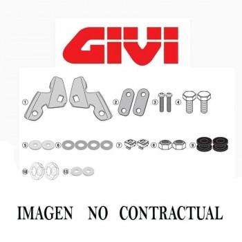ANCLAJES CUPULA GIVI BMW.FGS.650-800.08 13   D333KIT
