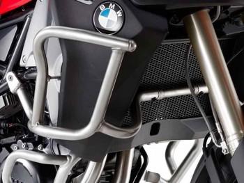 DEFENSAS MOTOR / RADIADOR GIVI INOXBMW.FGS.ADVENTURE.800.13 17    TNH5123OX