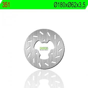 DISCO FRENO NG 351  180 X  62 X 3.5