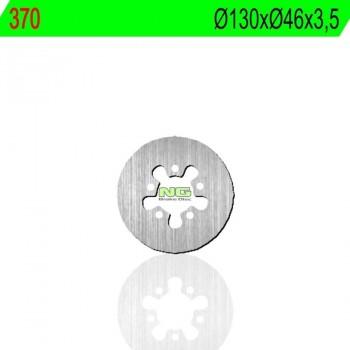 DISCO FRENO NG 370  130 X  46.5 X 3.5