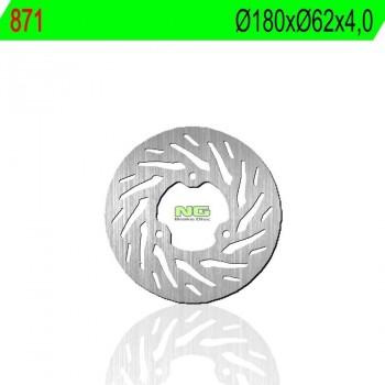 DISCO FRENO NG 871  180 X  62 X 4