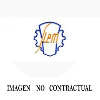 CARCASA CROMADA LLAVE DE LUCES VESPA SIEM   45542