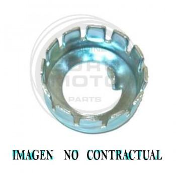 SEGURO TUERCA EMBRAGUE VESPA 125 TODOS LOS MODELOS.   92080605  (DESP. EMB.)