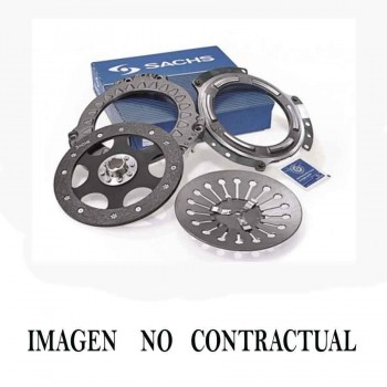 KIT COMPLETO EMBRAGUE ZF-SACHS BMW   SA0023