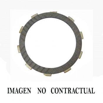 DISCO EMBRAGUE SUELTO FCC HONDA CRFR450   D1249