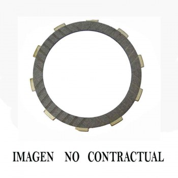 DISCO EMBRAGUE SUELTO FCC HONDA 22203-MT8-000          D1482
