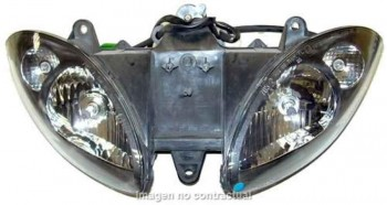 OPTICA FARO DELANTERO PIAGGIO X-9 125  TRIOM  15059030