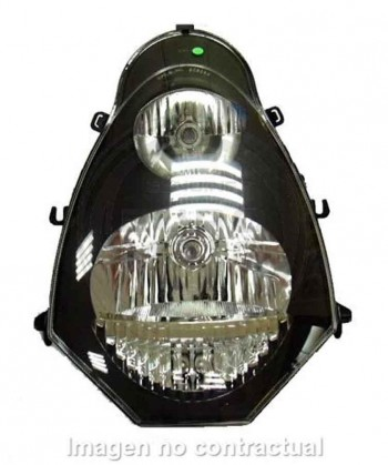 OPTICA FARO DELANTERO HONDA   125  TRIOM  15154275