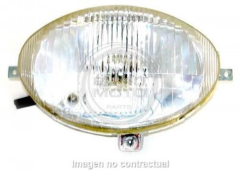 OPTICA FARO DELANTERO VESPA ET2 50  TRIOM  15419010