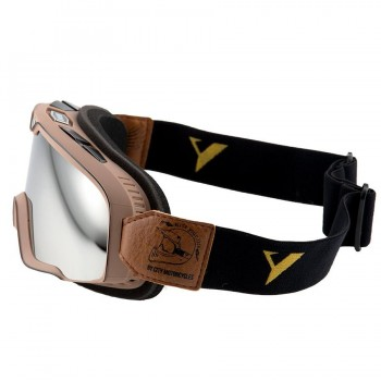 GAFA BY CITY ROADSTER GOGGLE BROWN
