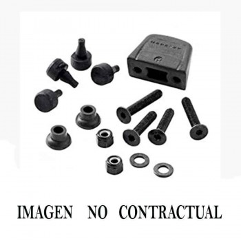 KIT TORNILLERIA SOPORTE GUARDABARROS GIVI RM1121KIT   1121RMKITR