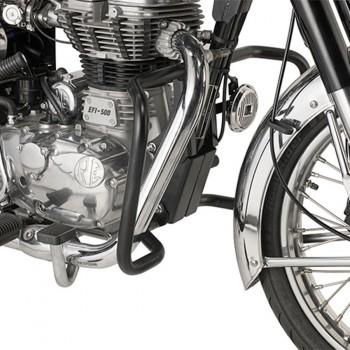 DEFENSAS GIVI MOTOR ROYAL ENFIELD.CLASSIC.500.19