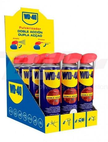 MULTIUSO (12UN) WD-40 500ML CON APLICADOR DOBLE USO   93193