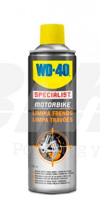 LIMPIADOR FRENOS WD-40 500ML   93201