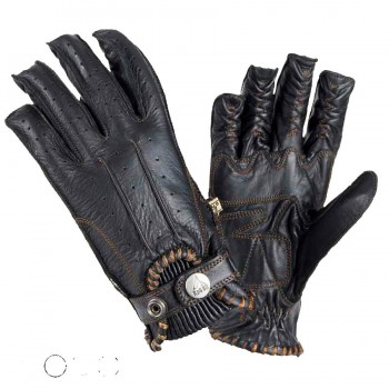GUANTES BY CITY SECOND SKIN LADY BLACK