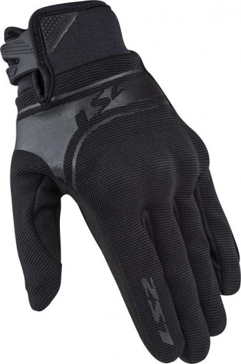 GUANTE VERANO LS2 DART LADY GLOVES BLACK