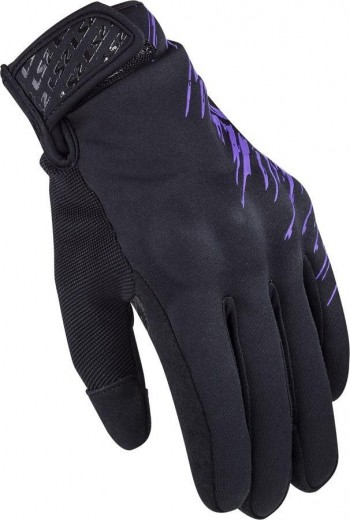 GUANTE VERANO LS2 JET LADY GLOVES PURPLE