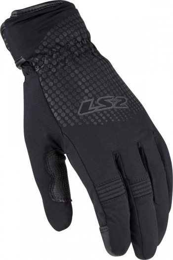GUANTE VERANO LS2 URBS LADY GLOVES BLACK