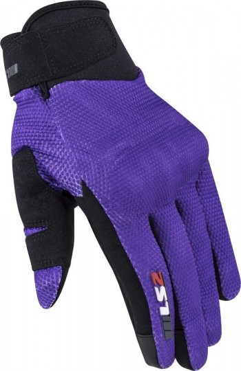 GUANTE VERANO LS2 RAY LADY GLOVES PURPLE