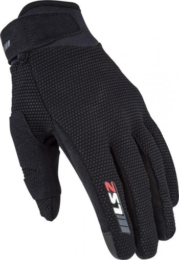 GUANTE VERANO LS2 COOL LADY GLOVES BLACK