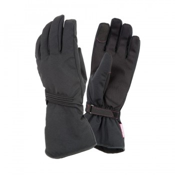 GUANTES TUCANO INVIERNO LADY PASSWORD CE NEGROS